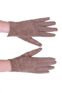 Καστόρινα γάντια από φυσικό δέρμα