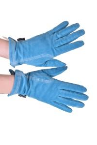 Ομορφα γυναικεία καστόρινα γάντια από φυσικό δέρμα