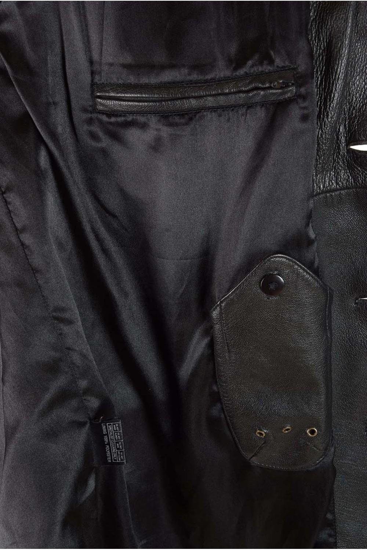 7aeba342f85 ... Ανδρικό δερμάτινο σακάκι 33.00 EUR ...