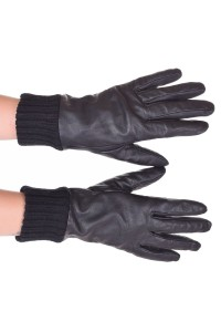 Ωραία γυναικεία δερμάτινα γάντια