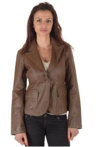 Αριστο γυναικείο δερμάτινο σακάκι