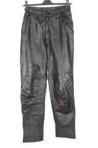 Ανδρικό δερμάτινο παντελόνι