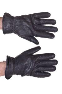 Ωραία ανδρικά δερμάτινα γάντια