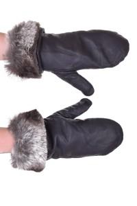 Γυναικεία δερμάτινα γάντια