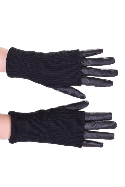 Κλασάτα γυναικεία δερμάτινα γάντια 10.00 EUR