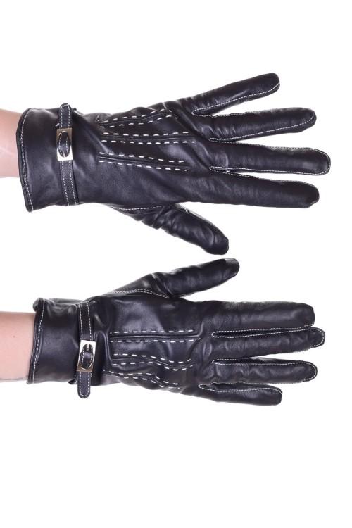 Γυναικεία δερμάτινα γάντια 10.00 EUR