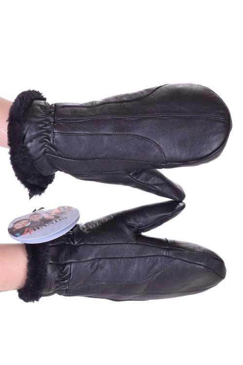 Ομορφα γυναικεία δερμάτινα γάντια 12.00 EUR