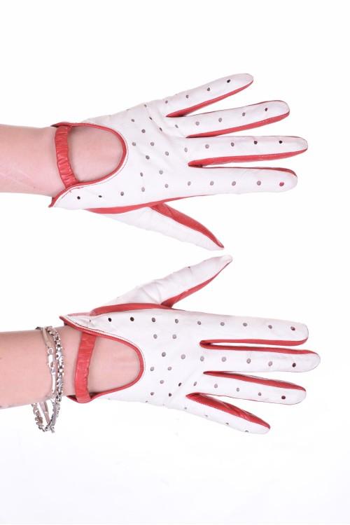 Παράδοξα γυναικεία δερμάτινα γάντια 14.00 EUR