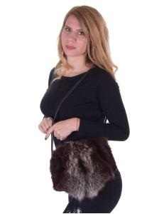 Τσάντα από αλεπού