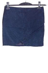 Επώνυμη γυναικεία φούστα από φυσικό δέρμα