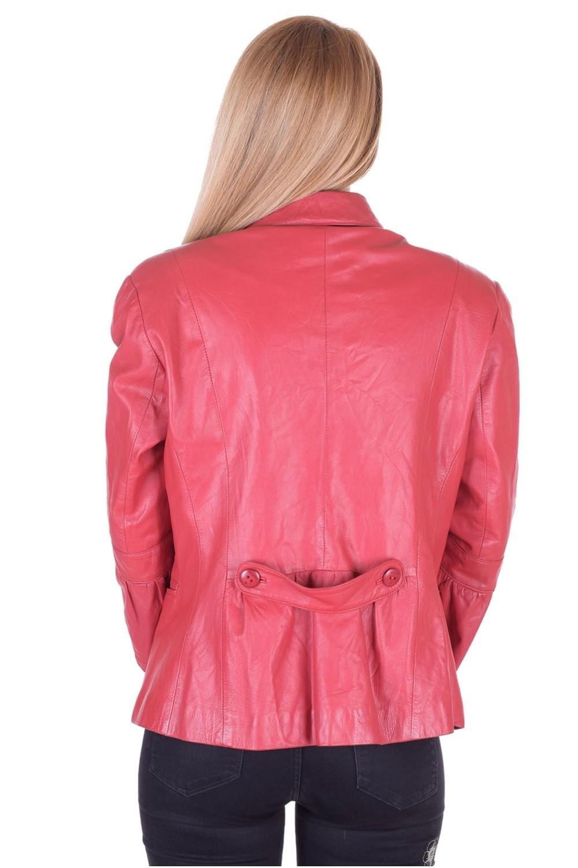 f416faba72 ... Γυναικείο δερμάτινο μπουφάν 42.00 EUR ...