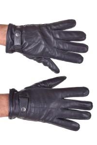 Σύγχρονα ανδρικά δερμάτινα γάντια