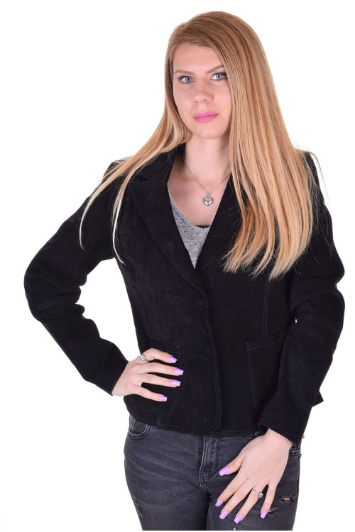 Ομορφο γυναικείο καστόρινο σακάκι 22.00 EUR