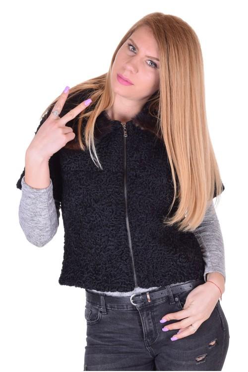 Γυναικείο παλτό από φυσική γούνα 67.00 EUR