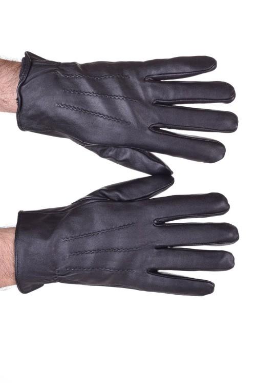 Ανδρικά δερμάτινα γάντια 12.00 EUR