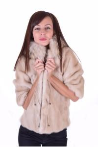 Παλτό από βιζόν