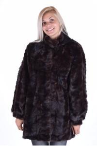 Εξοχο παλτό από βιζόν