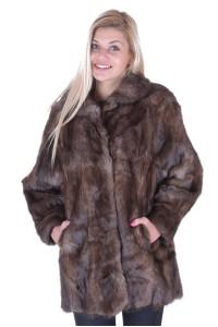 Παλτό από μοσχοπόντικα