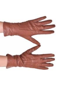 Καφέ γυναικεία γάντια