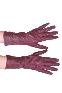 Κομψά γυναικεία δερμάτινα γάντια
