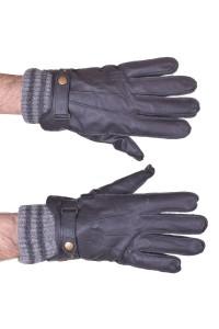 Κλασάτα ανδρικά δερμάτινα γάντια