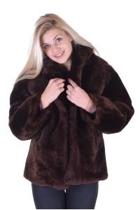 Αριστο γυναικείο παλτό από φυσική γούνα