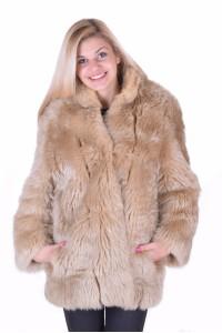 Παλτό από φυσική γούνα