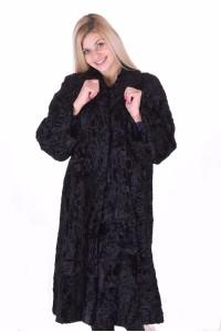 Ωραίο γυναικείο παλτό από αστρακάν