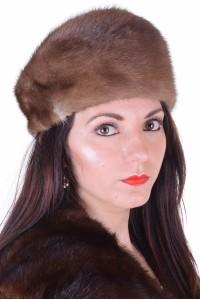 Καπέλο από φυσική γούνα