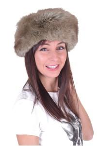 Ομορφο γυναικείο καπέλο από αλεπού