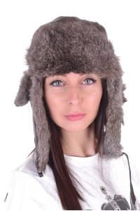 Καπέλο από φυσικό δέρμα