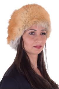 Αριστο γυναικείο καπέλο από αλεπού