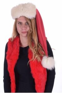 Παιδικό καπέλο από φυσική γούνα